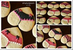 Naughty Nibbles...perfect for a bridal shower {or your hubby's lunchbox}