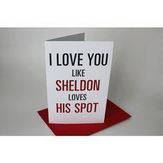 Geek Valentine's card