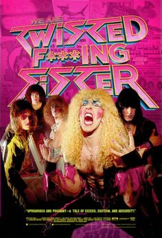 Twisted Sister - We Are Twisted Fucking Sister (DVD via Monoduo Films)WithGuitars