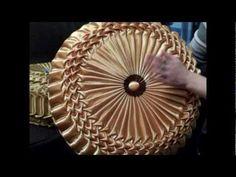 Cojines Drapeados - Programa 23 - parte 3/3 - Decoración Total - YouTube