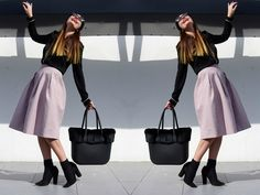O Bag, My Black, Personal Style, How To Wear