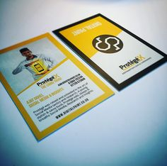 #teamprotege #retro #businesscards
