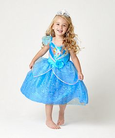 Disney Cinderella Dress Up (age 5-6 years)