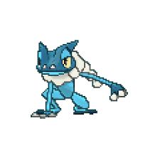 Image result for pokemon froakie evolution