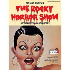 Music Sales The Rocky Horror Picture Show - 40th Anniversary Piano/Voc