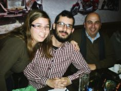 Sara, Berna e Antonio