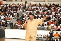 """Pastor Tony Evans of Oak Cliff Bible Fellowship in Dallas, Texas is working to alleviate racial disunity in the church and in our nation. He recently released a book addressing racial reconciliation entitled """"#WeCanDoBetter: Healing the Racial Divide,"""" and has founded The National Church Adopt-A-School Initiative where diverse churches nationwide can work together to provide mentoring, tutoring, and family support services to students."""