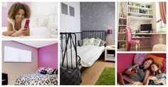 How to decorate a teenage girl's bedroom