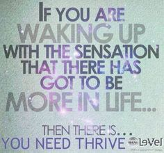 Do you need Thrive? Let me tell you my *Why* www.stephanie522013.le-vel.com