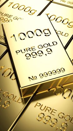 Fantastic Gold Investing Tips And Strategies For Gold Bullion Bars – Bankgeschäfte Gold Mobile, Gold Bullion Bars, Bullion Coins, Gold Everything, Or Noir, Money Stacks, Gold Coins, Wealth, How To Make Money