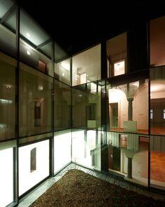 OFIS architects: baroque court apartments