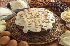 Torta di pane e cioccolato