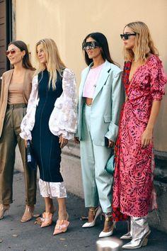 Trendy Street Wear Outfit Ideas to Wear in Cold Weather - Cute Outfits Estilo Fashion, Moda Fashion, Fast Fashion, Fashion Week, High Fashion, Ideias Fashion, Fashion Outfits, Fashion Tips, Fashion Trends
