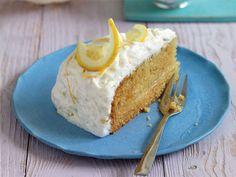 Lemon-Curd-Torte