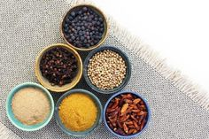 Do you ever wish there was a magic potion you could add to food that would help your body lose weight? Here are 8 mind blowing studies showing spices help! Gluten Free Food List, Gluten Free Recipes, Garam Masala, Spicy Recipes, Dog Food Recipes, Bobs Red Mill, Food Security, High Fat Diet, Most Popular Recipes