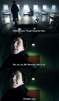 I adore Sherlock's grammer corrections... just another thing we have in common. ;)