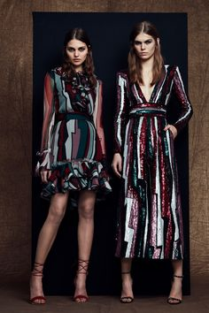 Zuhair Murad Pre-Fall 2018 Fashion Show Collection