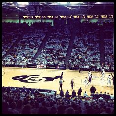 University of Colorado at Boulder's Coors Events Center is an 11,064-seat multi-purpose arena and is home to the Colorado Buffaloes men's and women's basketball teams and the volleyball team. The arena became the first #LEED certified athletic facility on the CU-Boulder campus when it received LEED Silver certification for New Construction in 2012. #CU