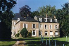 Chateau de Yonneville - Somme, Picardie