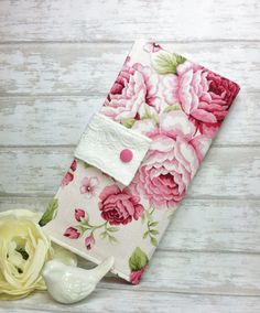Hey, I found this really awesome Etsy listing at https://www.etsy.com/listing/234846674/romantic-roses-and-lace-wallet-womens