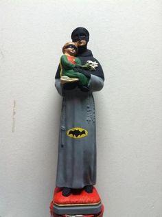 Santa Batman