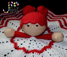 Ravelry: Gumdrop Snuggle Blanket pattern by JellyBean Dreams by Laura-Claire Sands