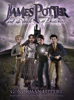 Currently reading James Potter and the Vault of Destinies (James Potter,#3) by G. Norman Lippert. Yes I am reading Harry Potter fan fiction...blame Ms. Rowling for ending the series.