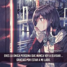 Sad Anime, Anime Love, Bts Quotes, Love Quotes, Anime Triste, Chibi, Nostalgia, Romance, Kawaii