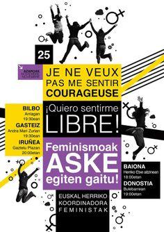 A25eko manifestazioak Euskal Herri osoan https://www.facebook.com/events/539966439426303
