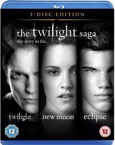 Twilight Saga BD #Twilight