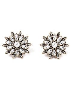 Astoria Crystal Studs from The Shopping Bag