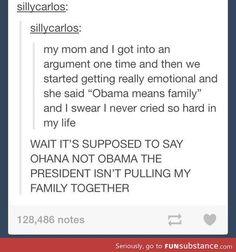 thanks ohana