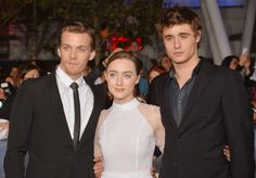 The Host (at the Breaking Dawn part 2 premiere)