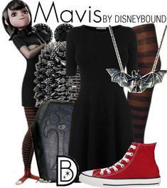 Mavis by Disney bound