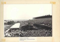 Cup Day in the 1930's by mvlslibrary, via Flickr