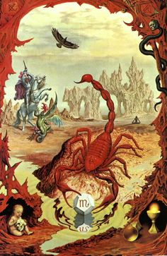Škorpión, Signo de Escorpião - Johfra Bosschart   Flickr - Photo Sharing!