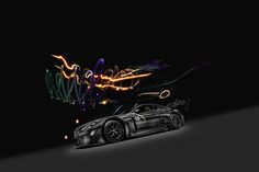 BMW's Newest Art Car Is An Augmented Reality Racing Machine    Artist Cao Fei mixed real and digital media,using a physical car with virtual colors floating above itGet More Ideas With The PSFK Daily Newsletter   https://www.psfk.com/2017/06/bmws-newest-art-car-is-an-augmented-reality-racing-machine.html