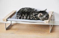 Woozy, hangmat voor katten