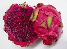 Dragon Fruit Containing The Many Benefits And Refreshing.