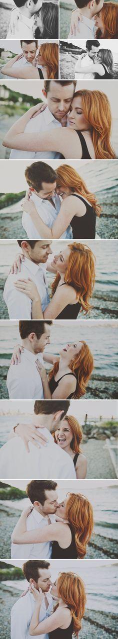 Meg & Will | Seattle couples photographer