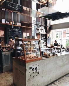 A lovely shot of Roots coffee shop 👌🏽☕️ . Cr: A lovely shot of Roots coffee shop 👌🏽☕️ . Cr: A lovely shot of Roots coffee shop 👌🏽☕️ . Cozy Coffee Shop, Small Coffee Shop, Coffee Bar Home, Coffee Coffee, House Coffee, Drink Coffee, Coffee Shops Ideas, Folgers Coffee, Skinny Coffee