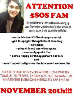 NOVEMBER 20TH!!!! SPREAD THIS EVERYWHERE!!!