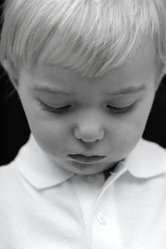 black and white photos of kids