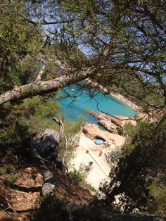 Cala Salada, Ibiza