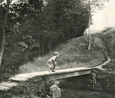 A. Nourrit • La Peur du Photographe 1905