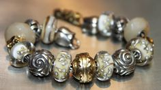 Intergalactic Wedding Very special beads on this...... By Suzanne Hopping