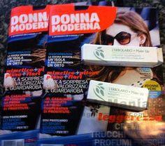 Omaggio L'Erbolario con Donna Moderna: trovato? - http://www.omaggiomania.com/campioni-omaggio-ricevuti/omaggio-lerbolario-donna-moderna-trovato/?utm_source=Pinterest&utm_medium=PN_organic