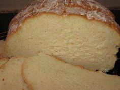 Das perfekte Bauernweissbrot Jammi! ;o)-Rezept mit Bild und einfacher Schritt-für-Schritt-Anleitung: Mehl mit Hefe mischen. Warme Milch mit Butter, Salz…