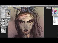 Explore Painter 12 with Android Jones: part 1