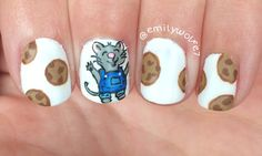 If You Give A Mouse A Cookie Nails